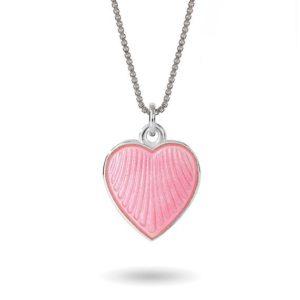 Rosa hjerte- 119701