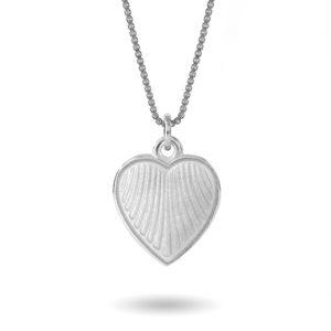 Hvitt hjerte- 119703