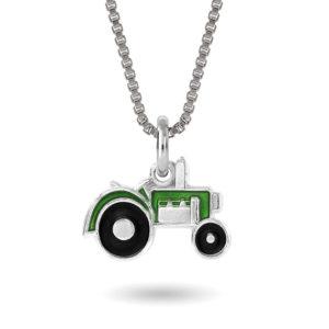 Grønn traktor- 44714