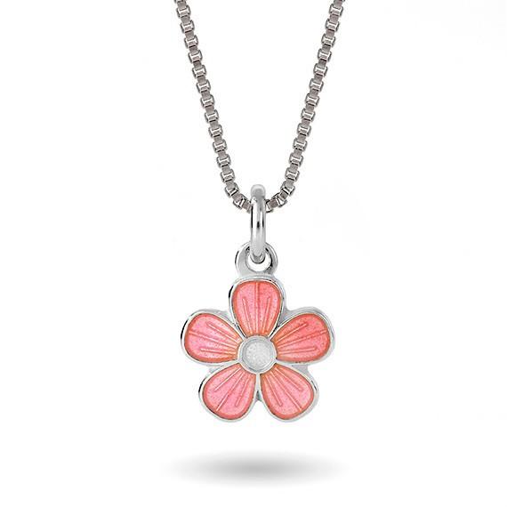 Rosa blomst- 90701