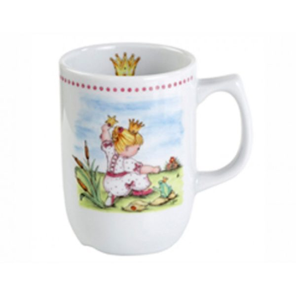 Porselenskrus prinsesse 1832