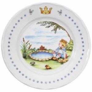 Tallerken prins 1844