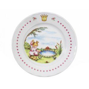 Tallerken prinsesse 1834