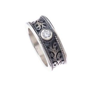 Huldresølv ring, 340161