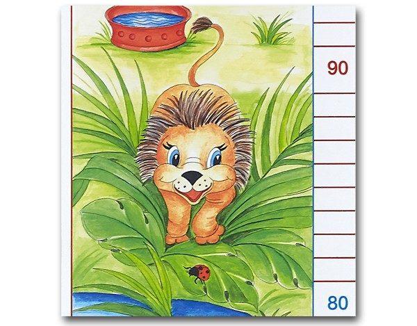 Høydemåler dyrene i afrika 1601