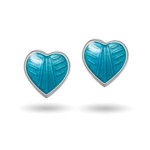 Turkis hjerte ørestikk 2200615