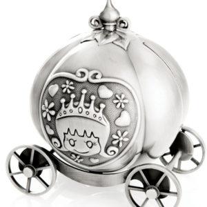 Prinsessevogn sparebøsse- 5117