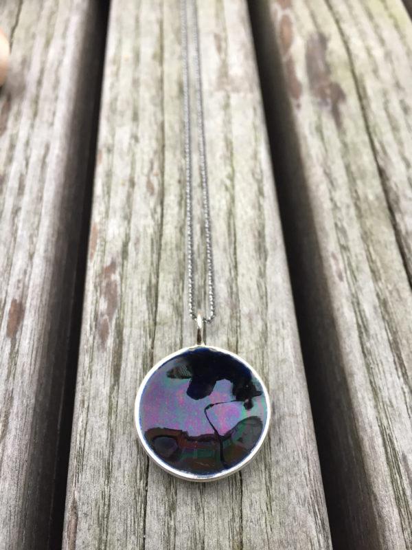 Embla boble anheng sort- 1493a