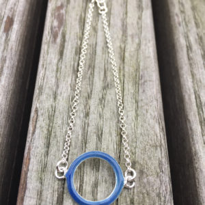 Embla bøye armlenke ola blå- 1605