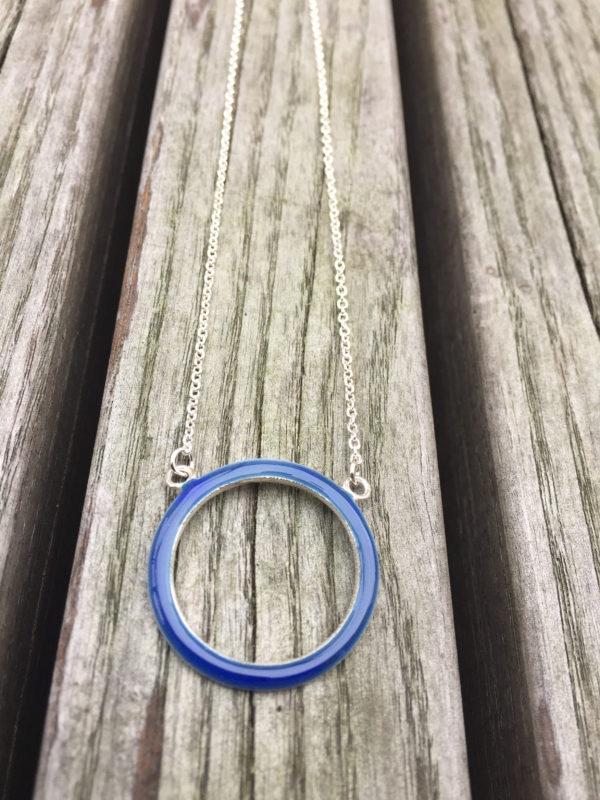 Embla bøye anheng ola blå- 1601