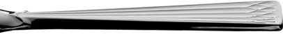 Arvesølv, stor spisekniv 21,8 cm
