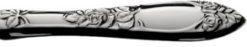 Opphøiet Rose, stor spisekniv 24,7cm
