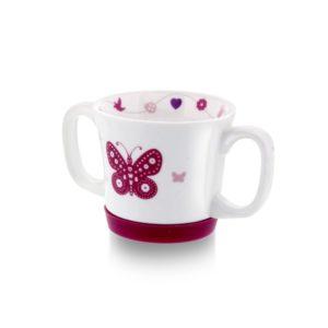 Barnekopp Rosa sommerfugl 892