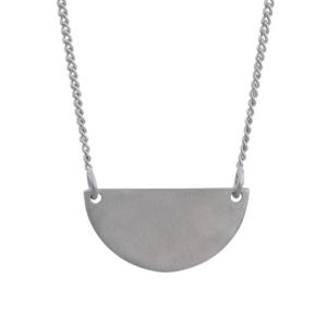 Rhodinert smykke Half- 825 641