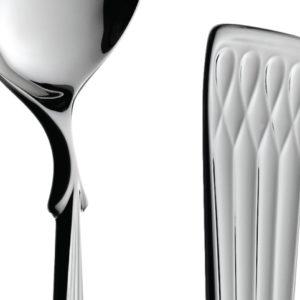 Arvesølv, liten spiseskje 17,1 cm
