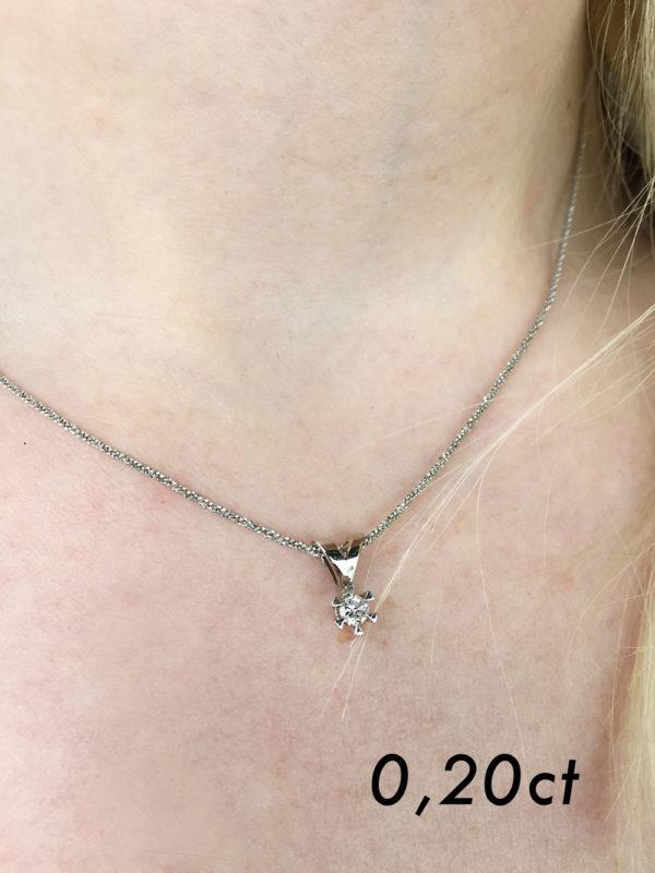 Anheng enstens diamant 16686020K